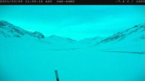 Alyeska Sag Met 2, Current Conditions Image