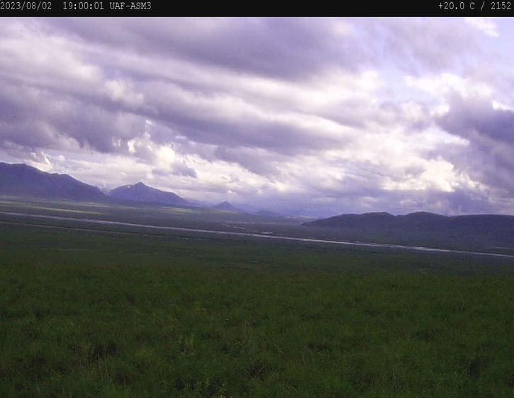 Alyeska Sag Met 3, Current Conditions Image